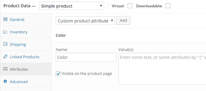 adding-attribute-to-product-in-woocommerce