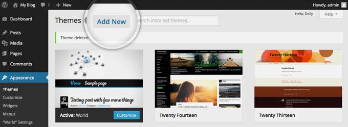 adding-new-theme-wordpress-store