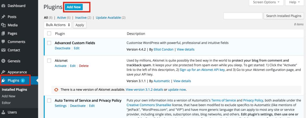 adding-plugin-wordpress-online-store